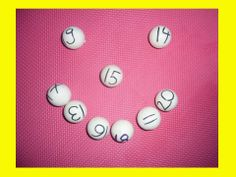 This is how we learn Spanish...: Number games