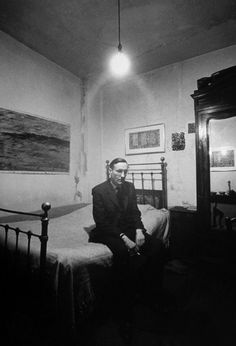 • WILLIAM S. BURROUGHS (1914-1997) 1960s •