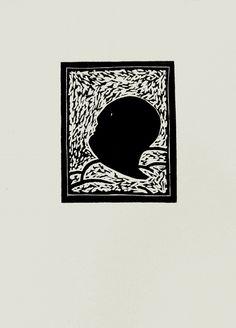 """andrea mattiello """"Testa in fuga""""    adigrafia su cartone vegetale cm 51,5x72  tir. da 1/7 a 7/7; 2012 #andreamattiello #arte #artecontemporanea #artista #artistaemergente #italianartist #tiraturanumerata #tiratura #edizionelimitata #limitededition #limited #edition #adigrafia #adigraf #cartonevegetale"""