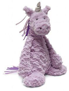 """Jellycat® Charmed Sophia Unicorn - 13"""" Jellycat http://www.amazon.com/dp/B00CZ21A46/ref=cm_sw_r_pi_dp_DiOAub1791WAH"""