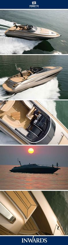 Riva Rivale - Exterior | To view the latest Riva Yachts visit our website