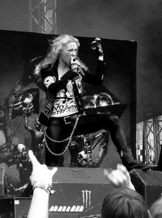 Angela Gossow-Arch Enemy