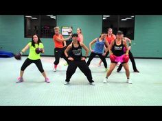 """""""One more night"""" Dance Fitness - YouTube"""