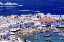Greek Island Hopper - 10 days in Mykonos  Santorini plus Classical Greece optional extension