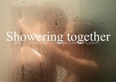 this is not cute...it's harder to fit in the shower together...someone is always touching the cold sides when you have to switch who uses the water