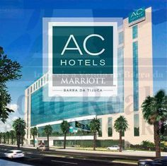AC Hotels Marriott, Barra da Tijuca, Zona Oeste, Rio de Janeiro, RJ
