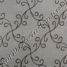 """Pomezia  Linen in Silver pewter gray color in standard length size and extra long 108"""" inch curtains or 120"""" inch ready-made draperies, scarf swag window top treatments"""