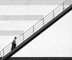 / Photo геометрия by Alexey Menschikov Geometric Photography, Conceptual Photography, Digital Photography, Timeline Photos, Stairways, Geometry, Photo Art, Design Art, Minimalism