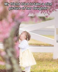 A Doctor's daughter? I believe we have seen him preform this exacting test on many other items!