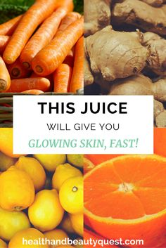Getting your skin to glow for days has never been so easy & delicious! This…