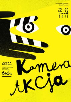 More Great Stuff By Aleksandra Niepsuj — This Is Poster Love [Gallery] » WAATERKANT