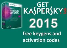 Get free kaspersky antivirus 2015 activation code and keygens free for