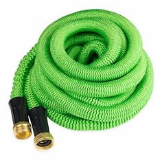 Pocket Garden Hose 50 Feet Tv Seen Expandable Top Brass Bullet Hose Connectors Love Garden, Water Garden, Garden Hose, Garden Tools, Water Hose, Garden Seeds, Creating A Brand, Vintage Style Outfits, New Product