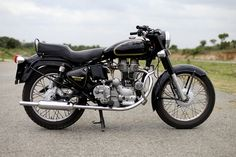Our BULLET ROYAL ENFIELD