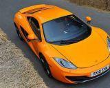 Photo of UK registration number plate RX10EHK / RX10 EHK: McLaren MP4-12C V8 sports coupe (2010). http://platewave.com