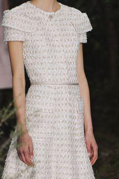 #Chanel Spring 2013 #Details