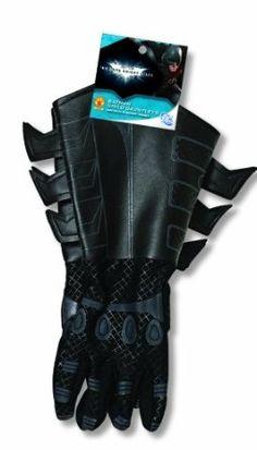Batman Gauntlets Gloves Costume Accessory Child