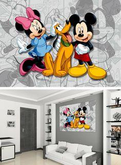 Mickey Mouse Kinderzimmer | Die 100 Besten Bilder Von Kinderzimmer Mickey Mouse In 2019
