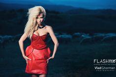 loredana novotni foto vlad gherman flashme cluj photo shoot (13)  Meli Melo necklace Meli Melo, Photo Shoot, Sunset, Model, Red, Dresses, Fashion, Photoshoot, Vestidos