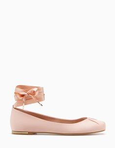 836595c61460 Die 43 besten Bilder von Ballerinas   Ballerina shoes, Bass shoes ...