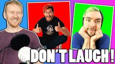 Markiplier and Jacksepticeye - Try not to laugh or smile challenge (Sept...
