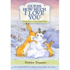 GUESS HOW MUCH I LOVE YOU HIDDEN MOVIE