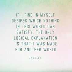 #quote #spiritual #cslewis