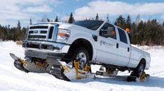 Boivin Track and Go - So wird aus jedem SUV eine Pistenraupe! - http://ift.tt/2iwnMCJ #nachrichten