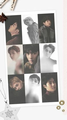 Free HD wallpaper for iphone, android, and PC Tao Exo, Exo Chen, Exo Chanyeol, Kyungsoo, Exo Lucky One, Exo Lockscreen, Wallpaper Lockscreen, Exo 12, Exo Album