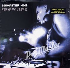 Mixmaster Mike – Eye Of The Cyklops ASPDODEL 0124 Hip Hop disco de vinil Still