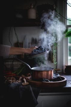 Lentil Soup Recipe by Eva Kosmas Flores This delicious lentil soup recipe adds extra savory and umami flavor with shiitake mushrooms, caramelized onions, carrots, and fresh parsley. Cooking Cake, Fun Cooking, Cooking Recipes, Cooking Ideas, Cooking Pasta, Girl Cooking, Cooking Gadgets, Cooking Tools, Cooking Photography