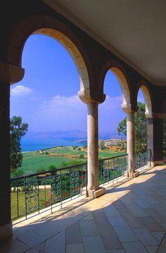Mount of Beatitudes Israel