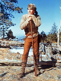 Classic Tv, Classic Movies, Old Tv Shows, Movies And Tv Shows, Fess Parker, Clint Walker, Tv Tropes, Tv Westerns, Native American History