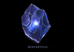 Blue Crystals, Stones And Crystals, Cristal Art, Elemental Magic, Crystal Awards, Game Gem, Stone Texture, Pencil Art Drawings, Minerals And Gemstones