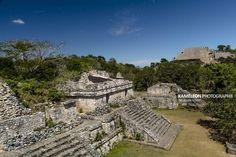 Cité archéologique de Ek Balam