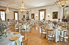 http://socalweddingconsultant.com Southern California Wedding Planner Indoor elegance Richard Nixon Library Wedding Yorba Linda