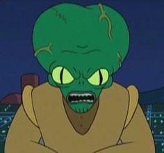 Futurama - Morbo (Morboian)