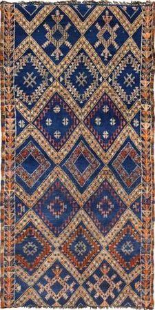 Morrocan rug - gorgeous