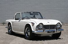 1964 Triumph TR4A Irs Two-Door…