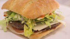 McIberica sandwich - McDonald's Barcelona, Spain (photo courtesy of McDonald's Spain)
