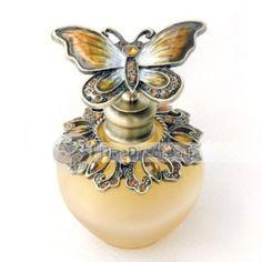 Butterfly Perfume Bottle```
