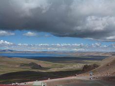 西藏 往 納木措沿途