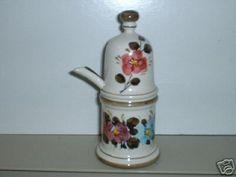 VINTAGE MUSTARD / JAM JAR MADE IN ITALY Jelly Jars, Jam Jar, Italian Art, Mustard, Glass Art, Spices, Boxes, Italy, Tea