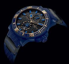 Ulysse Nardin Launches Limited Edition Timepiece for Monaco Yacht Show