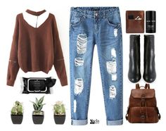 """""""#Shein"""" by credentovideos ❤ liked on Polyvore featuring Chicnova Fashion, Palila, Boscia and Lalique"""