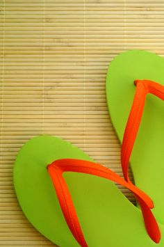 New Invention Could Make Flip Flops Less Flip Floppy. Find out How!