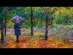 ▶ Iris Scott Fingerpainting -- Dog Shaking (Music by Takenobu) - YouTube