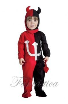 Disfraces para halloween, carnaval, eventos, espectáculos - Tienda Esfantastica -www.esfantastica.com - Disfraz de Demonio niño. Disfraces Niños Halloween, Halloween Disfraces, Ronald Mcdonald, Diy And Crafts, Halloween Costumes, Fictional Characters, Carnival, Fantasy, Children Costumes, Fancy Dress For Kids