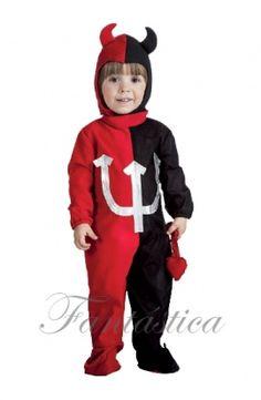 Disfraces para halloween, carnaval, eventos, espectáculos - Tienda Esfantastica -www.esfantastica.com - Disfraz de Demonio niño. Disfraces Niños Halloween,