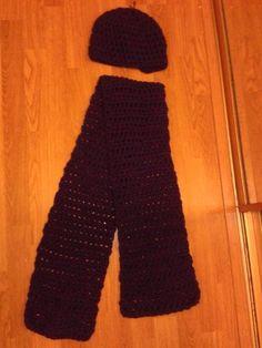 handmade scarf set. Starting at $22 on Tophatter.com!